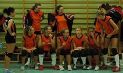 Ćwierćfinały Mistrzostw Polski Juniorek