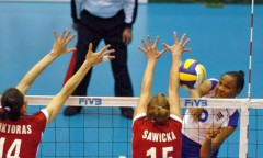 Reprezentacja Polski na Pucharze Świata kobiet