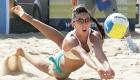 plażówka kobiet