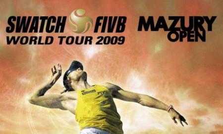 x - [stare] Swatch FIVB Mazury Open 2009