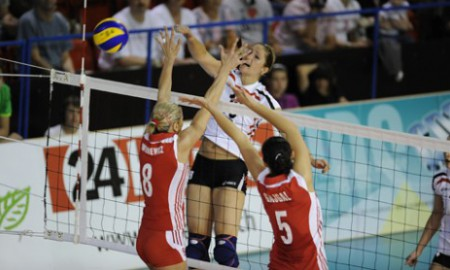 x - [stare] Volley Masters 2009: Niemcy - Polska