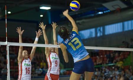 x - [stare] Volley Masters 2009: Polska - Brazylia