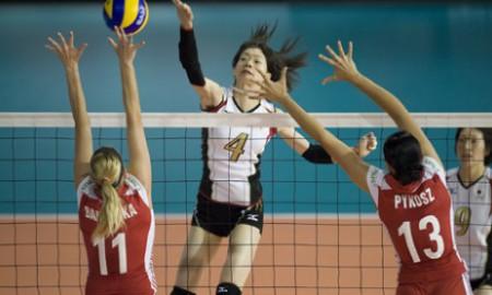 x - [stare] Volley Masters 2009: Polska - Japonia