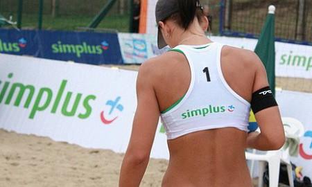 x - [stare] siatkówka plażowa, Simplus Cup