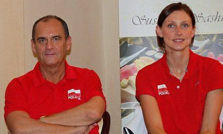 Jerzy Matlak i Joanna Kaczor (konferencja)