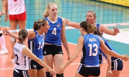 Polska - Belgia (kwal. MŚ 2010 kobiet)