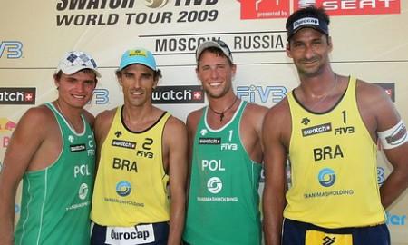 x - [stare] World Tour: Szałankiewicz, Emanuel, Kądzioła, Ricardo Santos