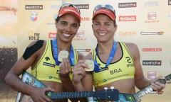 x - [stare] World Tour: Larissa Franca i Juliana Felisberta Silva (Moskwa)