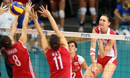 Polska - Turcja (kwal. MŚ 2010 kobiet)