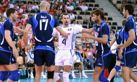 x - [stare] Memoriał Wagnera 2009: Polska B - Włochy