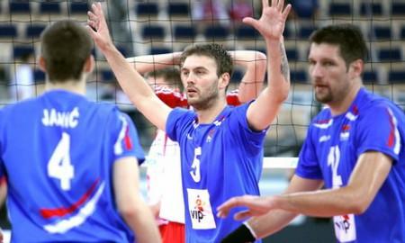 x - [stare] Memoriał Wagnera 2009: Polska B - Serbia