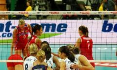 Mistrzostwa Europy Kobiet 2009, I runda: grupa D