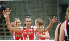 Mistrzostwa Europy Kobiet 2009,  II runda: grupa E, Polska - Belgia