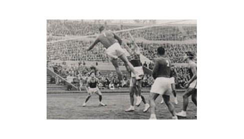 historia siatkówki