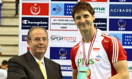 Piotr Gruszka MVP ME 2009