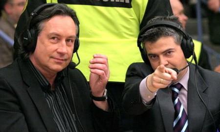 Tomasz Wójtowicz i Marek Magiera