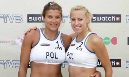Kinga Kołosińska i Monika Brzostek