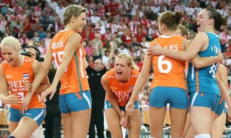 x - [stare] ME (K) 2009: Polska - Holandia (półfinał)