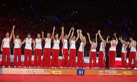 Polska - brązowe medalistki