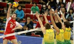 x - [stare] Puchar Wielkich Mistrzów: Polska - Brazylia