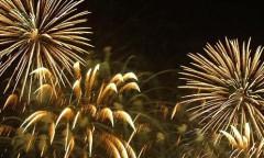 sztuczne ognie, fajerwerki