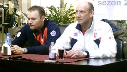 Marian Kardas i Martin Sopko st.