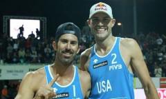 Philip Dalhausser i Todd Rogers