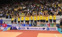x - [stare] Liga Światowa 2010 - Brazylia