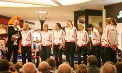 Prezentacja siatkarek Gwardii Wrocław przed sezonem 2010/2011