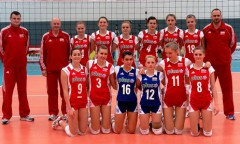 x - [stare] Polska (K) - kadetki 2010/2011