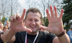Powitanie mistrzów Polski 2011 w Bełchatowie