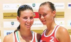 Katarzyna Kociołek i Karolina Baran (MŚ U-19 2011)