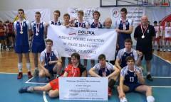 finały mistrzostw Polski kadetów