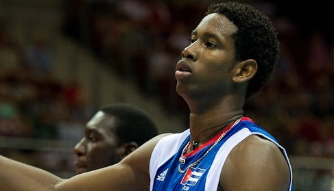 Wilfredo Leon (Kuba 2011)