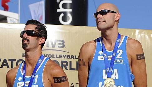 Philip Dalhausser i Todd Rogers (2011)