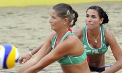 Aneta Gancarczyk i Sylwia Pilarek (2011)