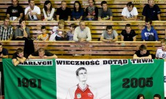 Memoriał A. Gołasia: AZS Częstochowa - Fart Kielce
