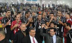 Egipt (M) - mistrz Afryki 2011