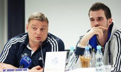 Władimir Alekno i Aleksander Wołkow (2012)