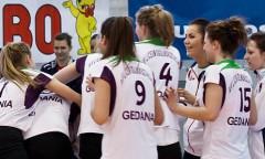 x - [stare] Gedania Gdańsk (K) - 2011/2012 (juniorki)