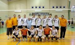 x - [stare] MKS MDK Warszawa (M) - 2011/2012 (kadeci)