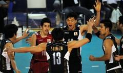 Japonia (M) - LŚ 2012