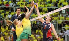 Nicole Fawcett (USA - Brazylia)