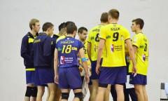I liga M: AZS AGH 100RK Kraków - Camper Wyszków