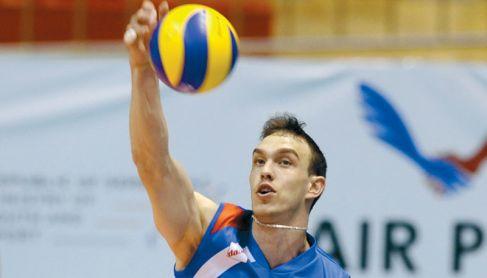 Marko Ivović (Serbia)