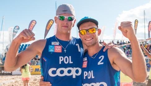 Maciej Kosiak i Maciej Rudol (2014)