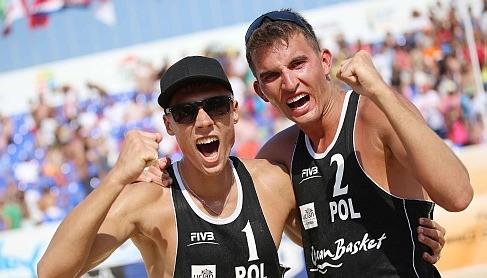 Kacper Kujawiak i Michał Bryl (2014)