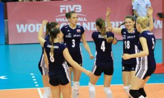 Polska (K) - reprezentacja Polski kobiet WGP 2014