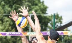 Plaża Open Rybnik 2014 - mężczyźni