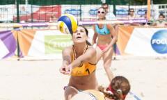 Plaża Open Rybnik 2014 - kobiety